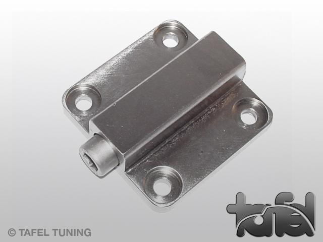 Ölpumpendeckel Typ I Full Flow mit Überdruckventil