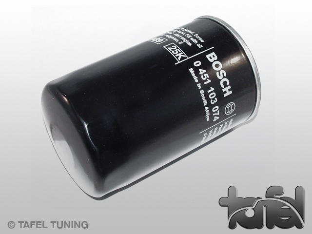 Ölfilter Typ II WBX