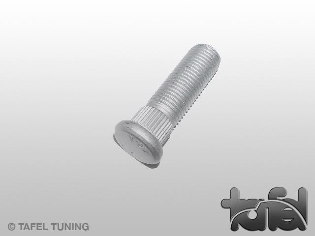Rändelbolzen M14X1,5x45