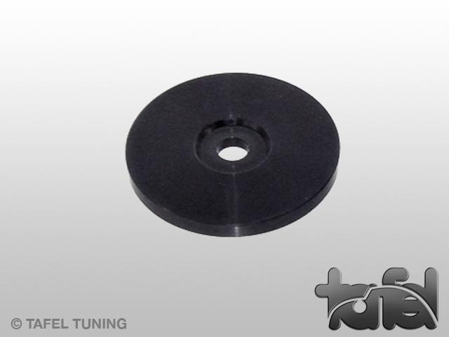 Ölsiebdeckel Typ IV Aluminium schwarz eloxiert