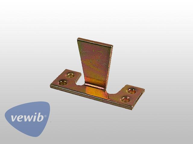 Klammer für Trittbrettzierleiste 9mm