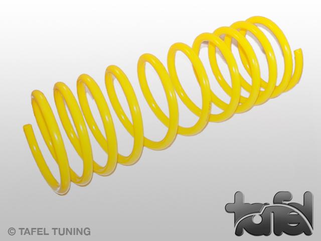 Spezial-Fahrwerksfeder 1302/03 gelb 70mm