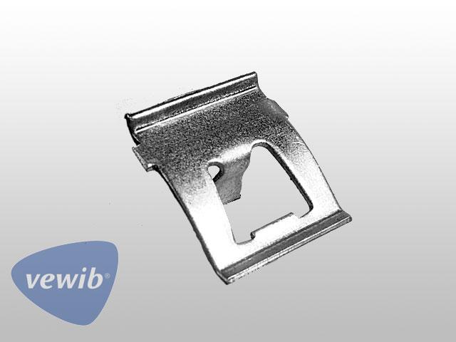 Klammer für Trittbrettzierleiste 33mm