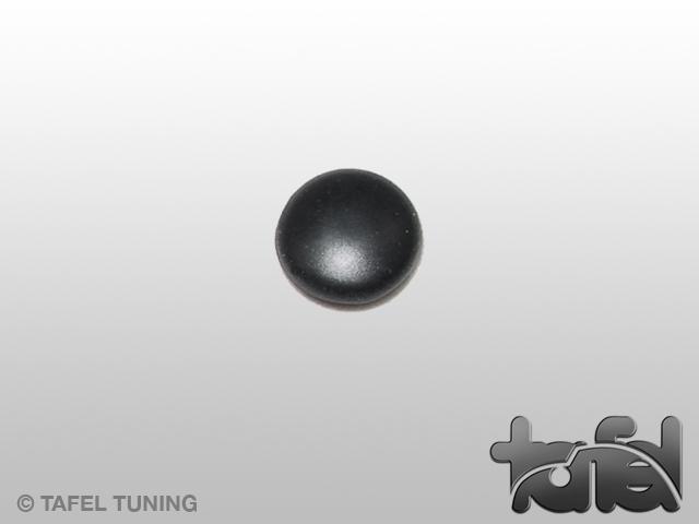 Gummitülle 9,5mm geschlossen