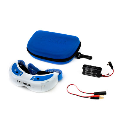 Fat Shark Dominator V2 FPV Bundle