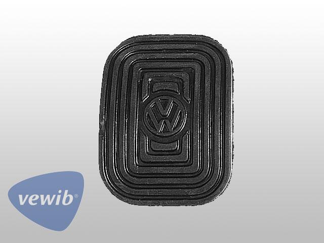 Pedalgummi Bremse/Kupplung original VW
