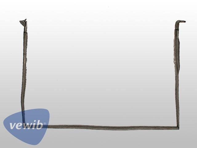 Türdichtung Käfer Cabrio links Original