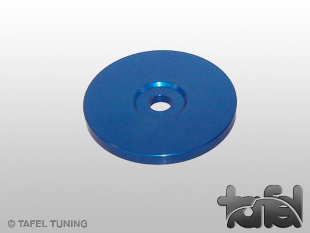 Ölsiebdeckel Typ IV Aluminium blau eloxiert