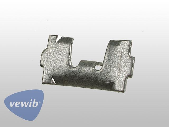 Klammer für Trittbrettzierleiste 18mm