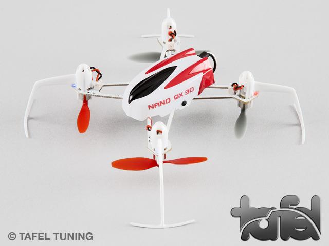 Multicopter Blade Nano QX 3D