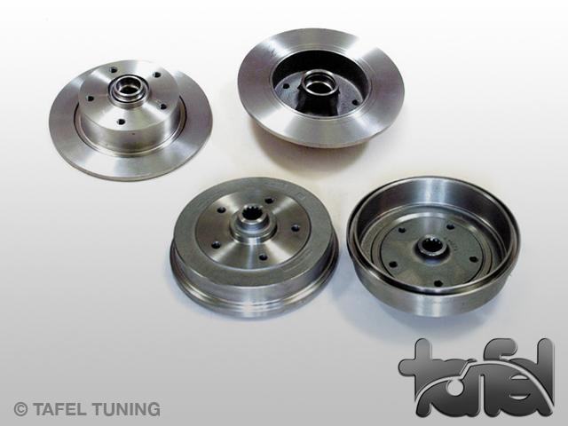 Bremsscheiben/Bremstrommelsatz 5-Loch