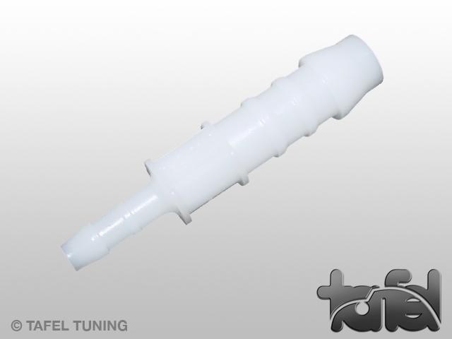 Schlauchverbinder 4 auf 8mm Nylon