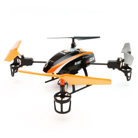 Multicopter Blade 180 QX HD BNF mit Kamera